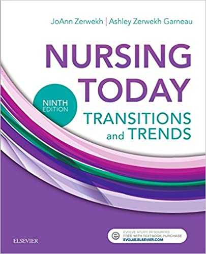 Nursing Today Transition and Trends 9780323401685 Medicine & Health Science  @