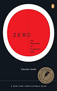 Zero The Biography of a Dangerous Idea, Seife, Charles -