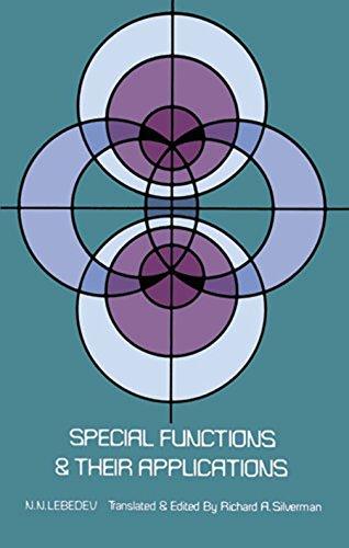 Special Functions & Their Applications (Dover  on Mathematics) Revised ed., Lebedev, N. N., Silverman, Richard A. -