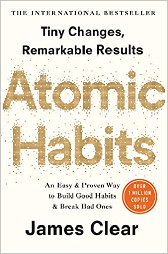 Atomic Habits James Clear 9781847941831