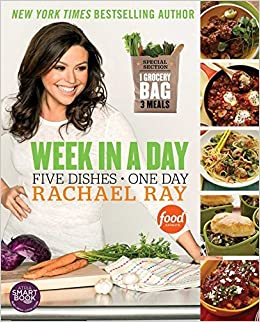 Week in a Day Ray, Rachael 9781451659757