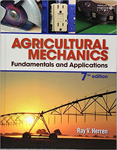 Agricultural Mechanics Fundamentals and Applications Updated, Precision Exams Edition Herren, Ray V 9781337918701