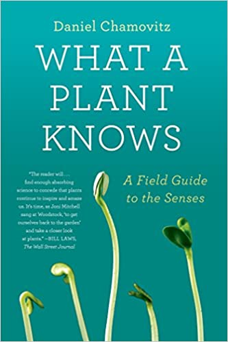 What a Plant Knows A Field Guide to the Senses, Chamovitz, Daniel -