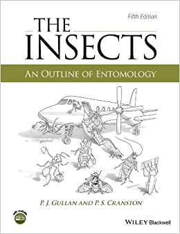 The Insects An Outline of Entomology 5, Gullan, P. J., Cranston, P. S. -