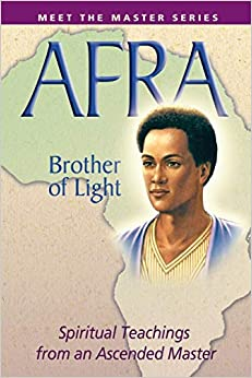 Afra Brother Of Light Spiritual Teachings From An Ascended Master (Meet the Masters Series) Prophet, Elizabeth Clare 9780972040280