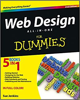 Web Design All-in-One For Dummies 2, Jenkins, Sue
