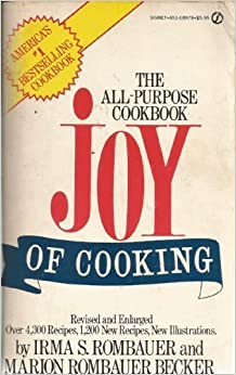 Joy of Cooking by Irma S. Rombauer (1973-11-01)