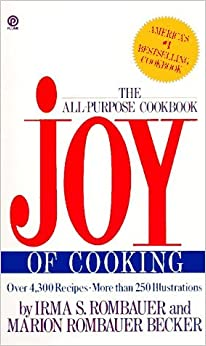 The Joy Of Cooking Rombauer, Irma S.; Becker, Marion Raombauer