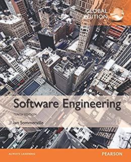 Software Engineering, Global Edition 10, Sommerville, Ian